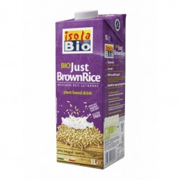 Bebida arroz integral ISOLA...