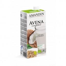 Bebida avena coco AMANDIN 1...