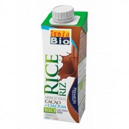 Bebida arroz calcio cacao...