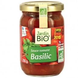 Salsa tomate con albahaca...