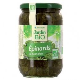 Espinacas JARDIN BIO 630 gr