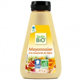 Mayonesa JARDIN BIO 315 gr