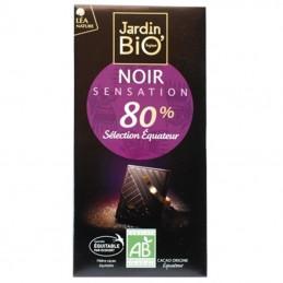 Chocolate 80% cacao...