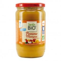 Crema manzana mango sin...