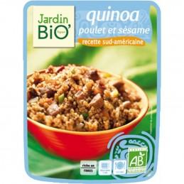 Plato preparado quinoa,...