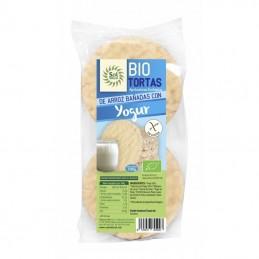 Tortas arroz yogur natural...