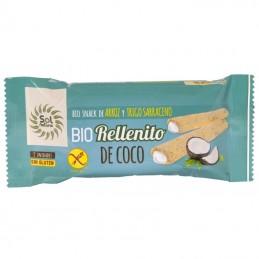 Rellenito coco sin gluten...