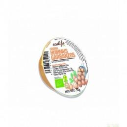 Hummus de garbanzos ECOLIFE...