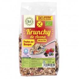 Krunchy avena frutos del...