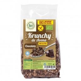 Krunchy avena chocolate sin...