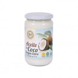 Aceite coco virgen extra...