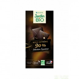 Chocolate negro 90% cacao...