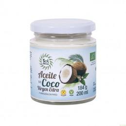 Aceite coco SOL NATURAL 200...