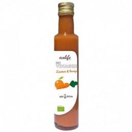 Vinagre naranja zanahoria...