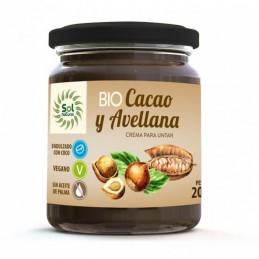 Crema cacao avellanas SOL...