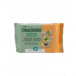 Crackers romero linaza...