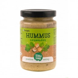 Hummus cilantro TERRASANA...