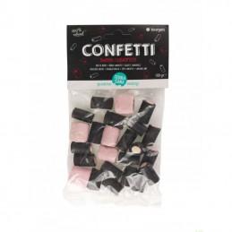 Regaliz dulce confetti...