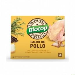 Cubitos pollo BIOCOP 6x11...