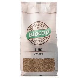 Lino dorado BIOCOP 500 gr BIO