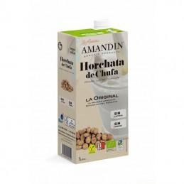 Horchata chufa AMANDIN 1 L BIO