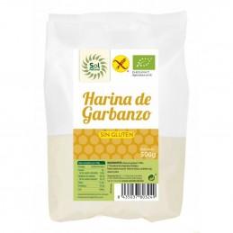 Harina garbanzo sin gluten...