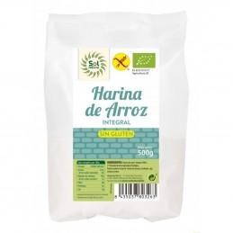 Harina arroz integral sin...