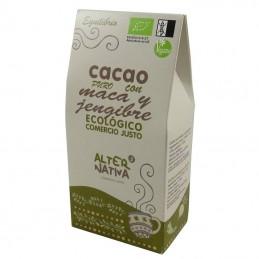 Cacao maca jengibre...