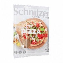 Base pizza sin gluten...
