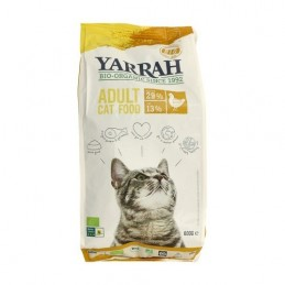 Pienso gatos pollo YARRAH...
