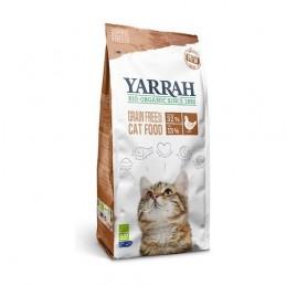Pienso gatos pollo cereales...