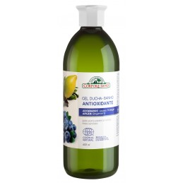 Gel antioxidante arandanos...