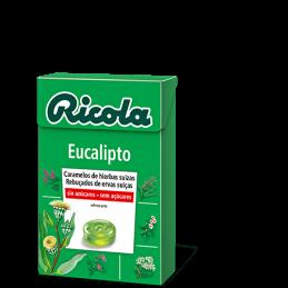 RICOLA CARAMELO EUCALIPTO...