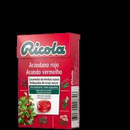 RICOLA CARAMELO ARANDANO...
