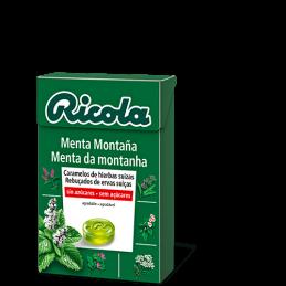 RICOLA CARAMELO MENTA...