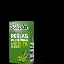 RICOLA PERLAS MENTA...