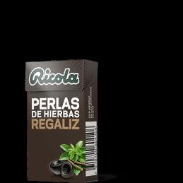 RICOLA PERLAS REGALIZ...