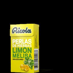 RICOLA PERLAS HIERBAS LIMON...