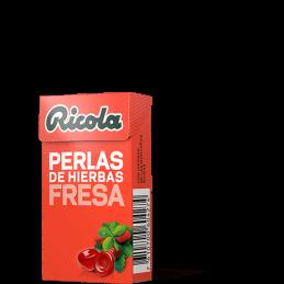 RICOLA PERLAS HIERBAS FRESA...