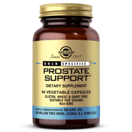 SOLGAR GS PROSTATE SUPPORT...