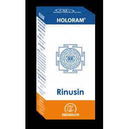 HOLORAM RINUSIN 60 CAPSULAS