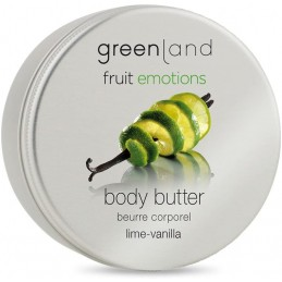 GREENLAND BODY BUTTER LIME...