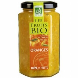 Mermelada naranja 100%...
