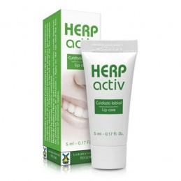 TEGOR LABIAL HERP ACTIV 5 ML