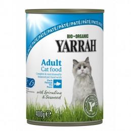 Lata gatos pescado YARRAH...