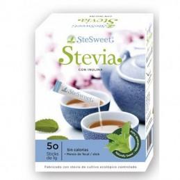 Stevia sticks e inulina...